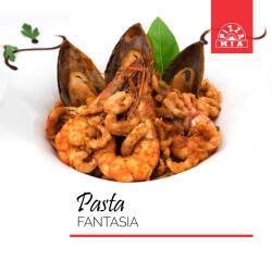 Pizza Mia Fantasia Seafood Pasta