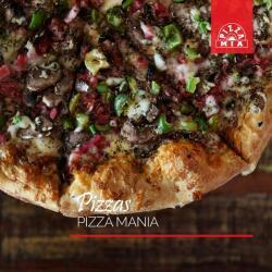 Pizza Mia Pizza Mania