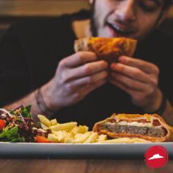 Pizza Hut Cyprus Hut Burger